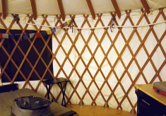 Chinook-y: Yurt Life in High Wind