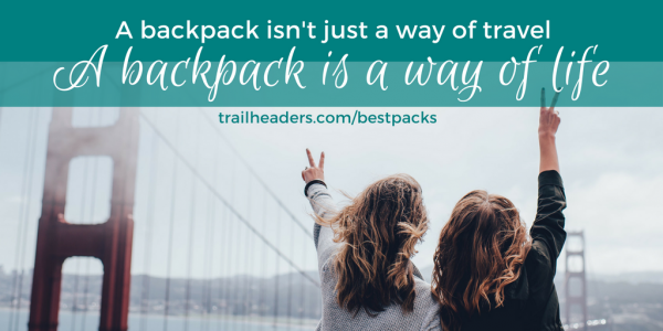 backpack travel quote