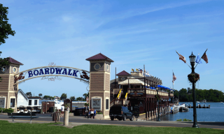 boardwalk pier park