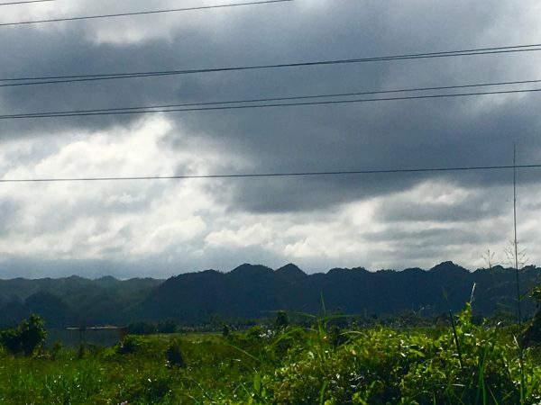 mountains in puerto rico