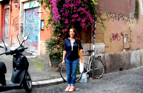 Recommending Rome, Especially for First-Time Travelers